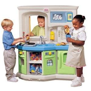 Tikes Kitchen Set
