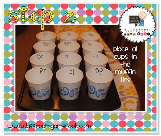 133 best images about blends diagraphs on pinterest maker game charts and long vowels - Cheap circus decorations ...