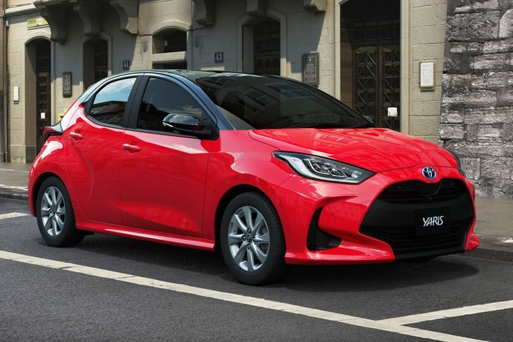 Toyota Yaris (2019): soon in sports version signed Gazoo Racing