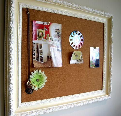 M s de 17 ideas fant sticas sobre pizarras de corcho en - Pizarras para decorar ...
