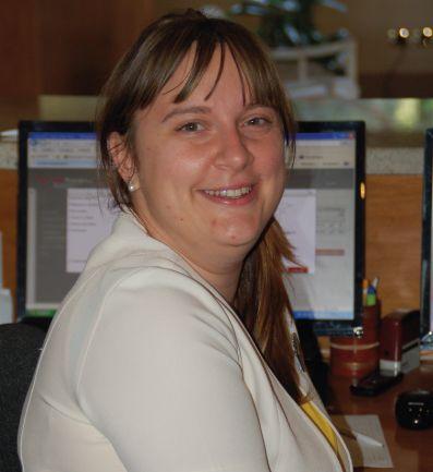 Silvia - Receptionist