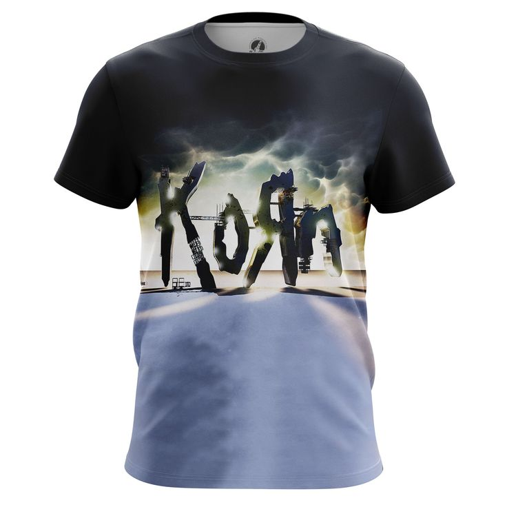 cool T-shirt Korn path of totality Music Band Art Album Title Merch Loot - #amazon #Apparels #australia #boy #buy #ebay #Female #girls #india #kids #loot #Male #merch #merchandise #purchase #shirts #t-shirts #ukMerch