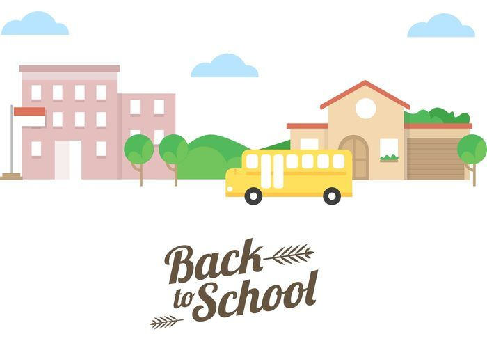 Free vector Back To School Vector #20091