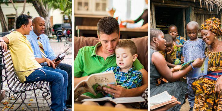 ¿Cómo respondemos al amor de Jehová? — BIBLIOTECA EN LÍNEA Watchtower