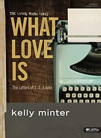 What Love Is: The Letters of 1, 2, 3 John, Bible study by Kelly Minter - Can't wait to do this study! #whatloveis