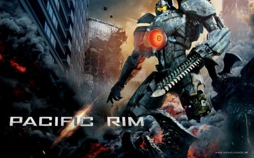 """Accurately described as the """"either the dumbest awesome movie ever made or the most awesome dumb movie ever made,"""" the original giant robots vs. monsters movie PACIFIC RIM was a hoot. Or am I wrong? https://yourfamilyexpert.com/pacific-rim-family-movie-review/"""