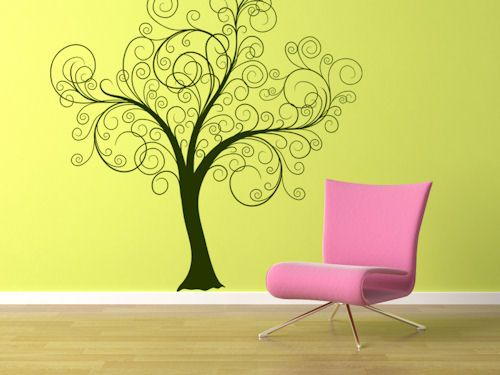 146 best Tree & Music Wall Decals images on Pinterest | Music wall ...
