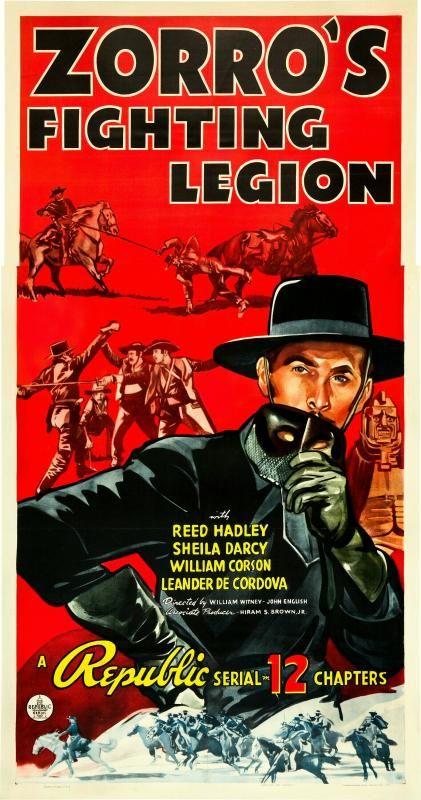 Les Zorros (tous les films et séries de Zorro) - Western Movies - Saloon Forum
