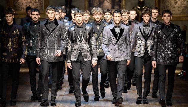 Milano Sonbahar-Kış 2014 Erkek Moda Haftası · L'Officiel Türkiye