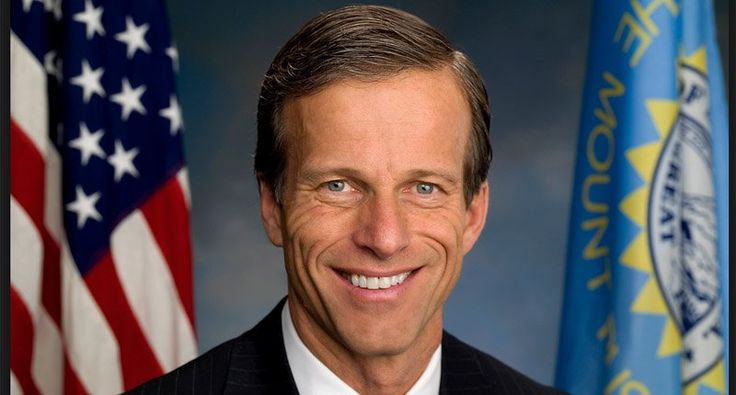 Sen. John Thune blames shooting victims for failing to 'take precautions' and 'get small' to avoid gunfire