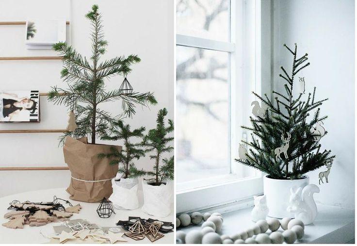 20 árboles de Navidad low cost