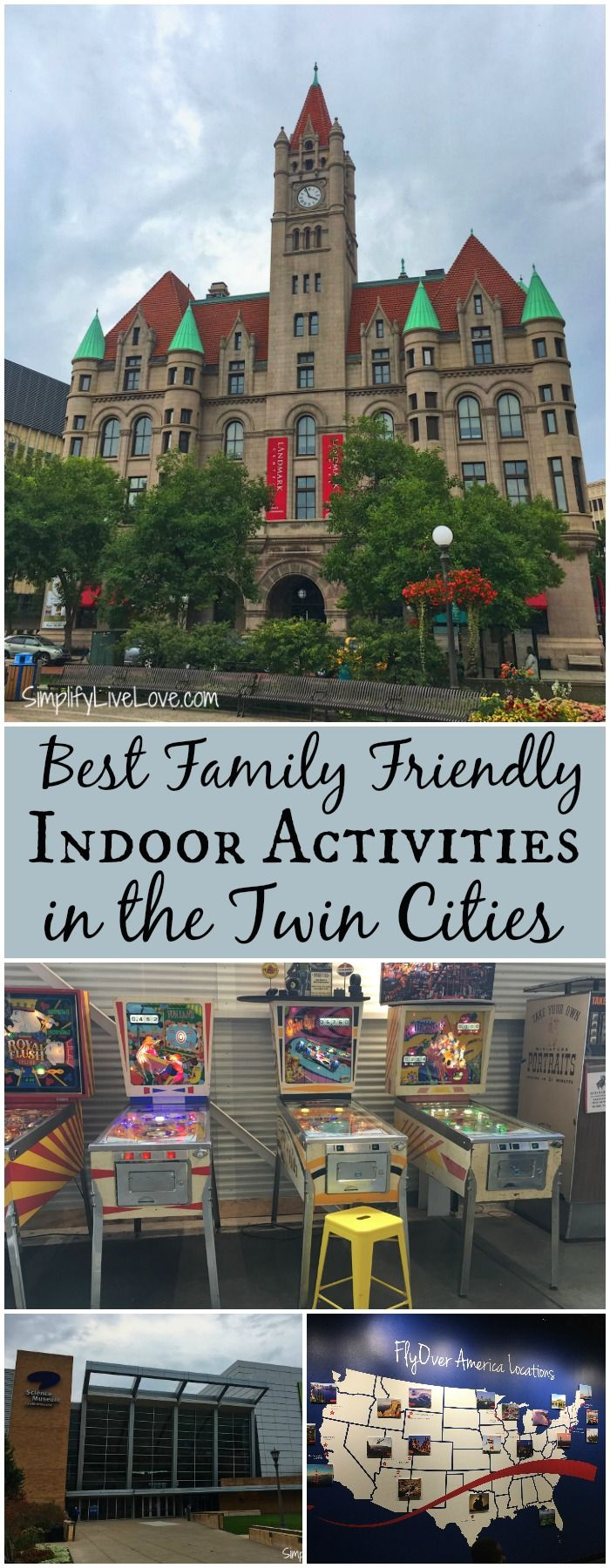 Looking for family friendly indoor activities in the Twin Cities (Minneapolis, USA)? Look no further. Your older kids and fun loving adults will enjoy everything on this list! A lot of the activities are free and they're all perfect for cold or rainy weather. #TwinCities #Minneapolis