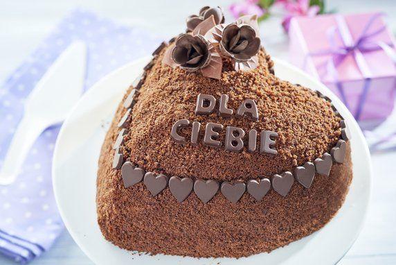 Wersja ciasta Kopiec Kreta Dr.Oetkera to idealny prezent na każdą okazję