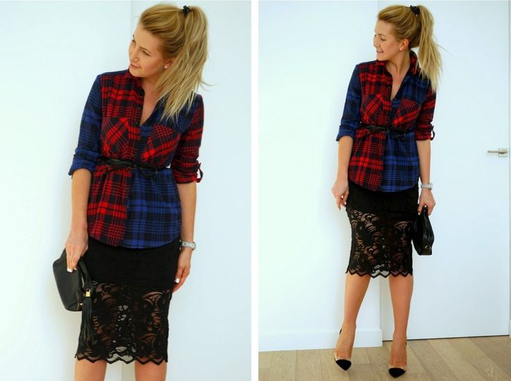 Red plaid shirt for evening party  http://ivanova-gazinskaya.ru/krasnaya-rubashka-v-kletku-3-obraza/