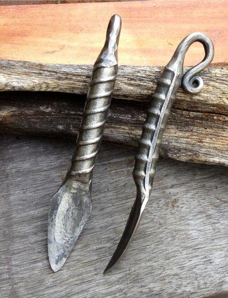 ReShuck Oyster Knife Repurposed Rebar 50 each 10