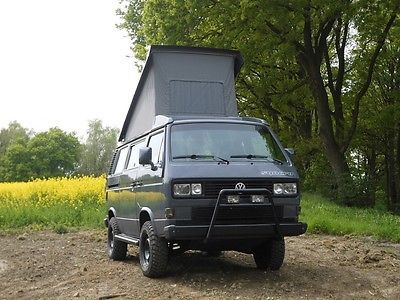vw volkswagen t3 t25 westfalia joker syncro 4wd 4x4. Black Bedroom Furniture Sets. Home Design Ideas