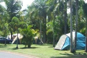 Caravan & Camping Cairns - Camping sites