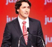 Leader of the Liberal Party of Canada, Justin Trudeau sends Kushiali Mubarak Greetings to His Highness and the entire Ismaili-Canadian Community