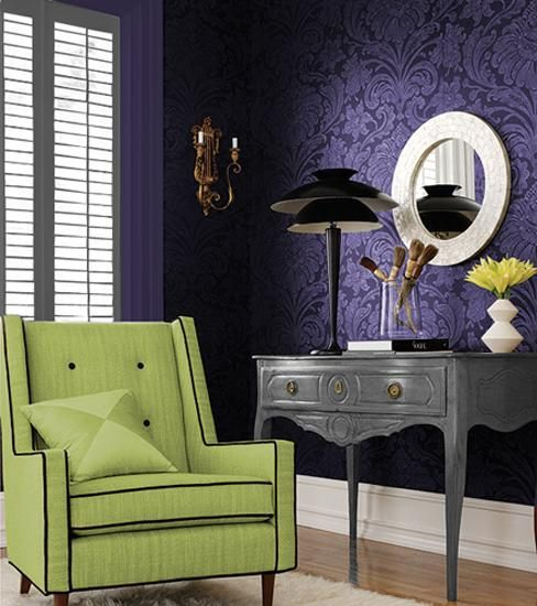 2014 Feng Shui Tips And Purple And Green Color Combinations Part 67