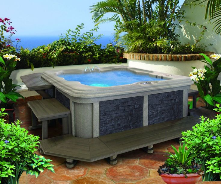 Inspirational Small Hot Tubs for Balcony
