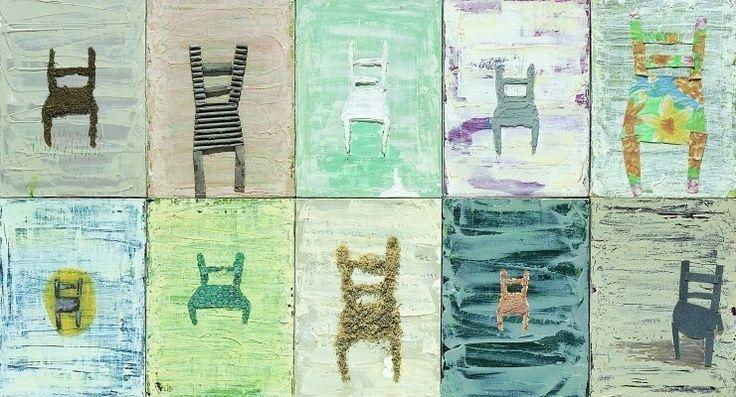 나 만의 의자 /Mixed media /2006