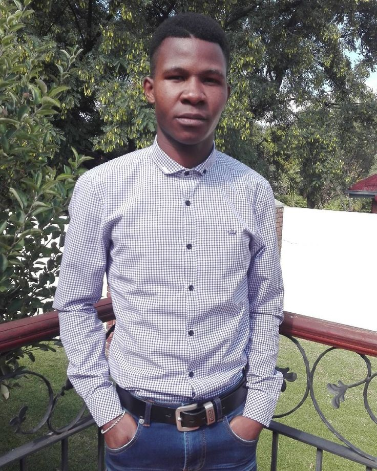 Clifford, the Marketing Liaison of our social development partner SayPro. (Southern Africa Youth Project) The Diepsloot based organisation offers free skills training to local youth.