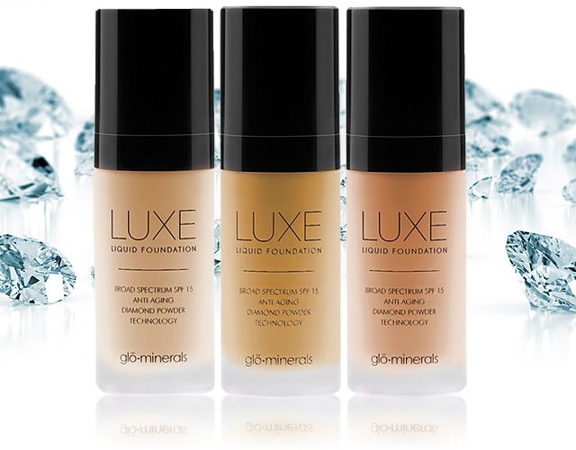 glominerals Luxe Liquid Foundation