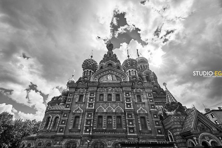 [PUSHKIN] Church of the Savior on Blood St. Petersburg - Храм Спаса на Крови is one of the main sights of St. Petersburg Russia. This Church was built on the site where Emperor Alexander II was fatally wounded in March 1881.The church was built between 1883 and 1907. The construction was funded by the imperial family. Architecturally the Cathedral differs from St. Petersburg's other structures. The city's architecture is predominantly Baroque and Neoclassical but the Savior on Blood harks…