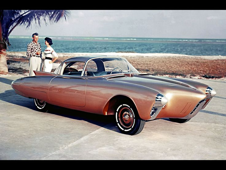 1956 Oldsmobile | 1956 Oldsmobile Golden Rocket Dream Car - 1600x1200 Wallpaper