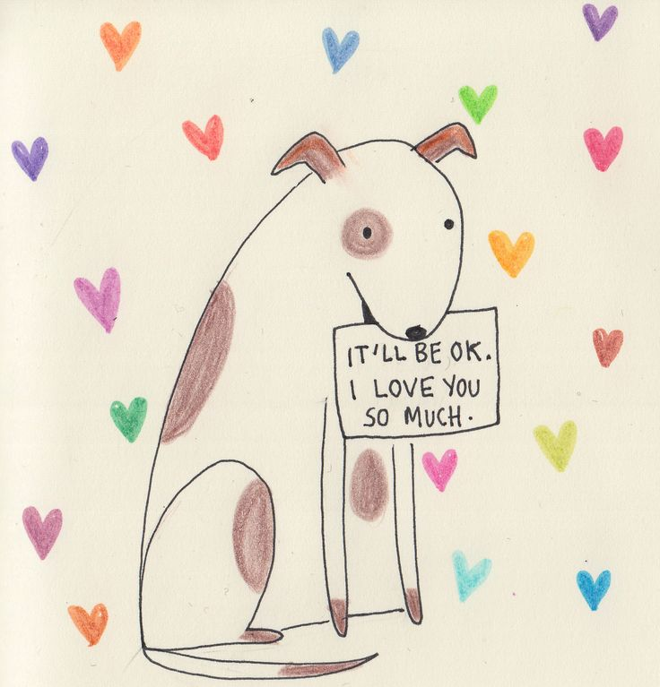 rubyetc:    woof        Thanks Ruby for sending me this in card form for someone I care about :)       ♥