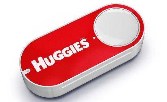 Press to Pay: Amazon Dash Button Dispatches Diapers, Razorblades, Gatorade, More