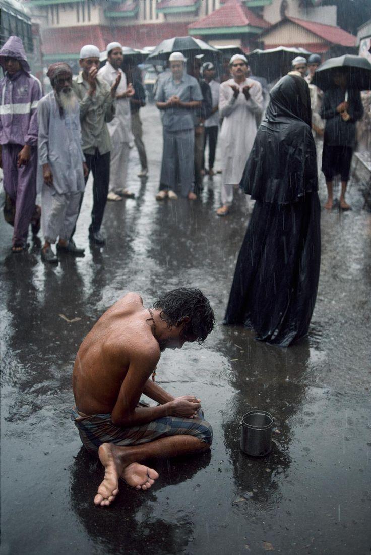 Outsiders | Steve McCurry - India