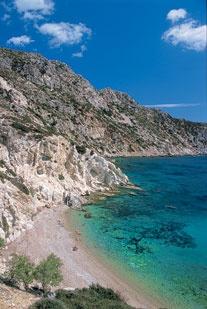 Strandvakantie Chios, zonvakantie Griekenland