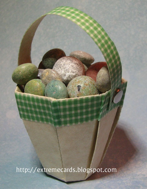Make The Cut >> Sand Bucket Treat Container - Make The Cut! Forum | Make the Cut ideas | Pinterest | Paper ...