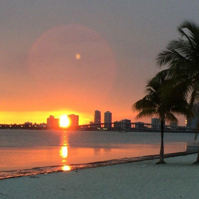 #SunsetMiami now