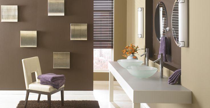 Classic cocoa interior colors inspirations antique for Elegant taupe paint