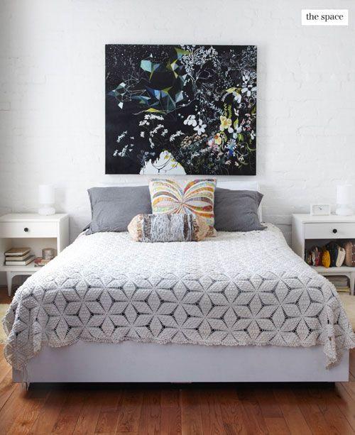cute bedroom.