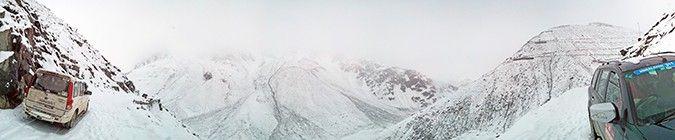 Himalayan Road Trip | Sony #XperiaZ3 | Stuck near Kunzum La in snow