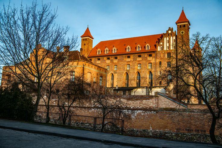 Gniew - zamek krzyżacki