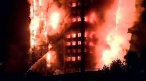 Diario En Directo: VÍDEO↔ Reino Unido: bomberos luchan por rescatar a...