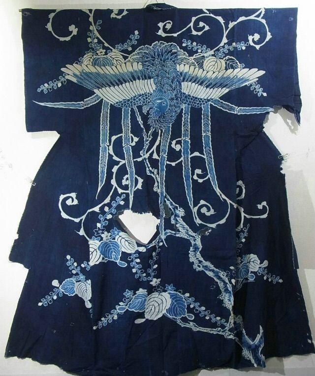 Meji period Kimono