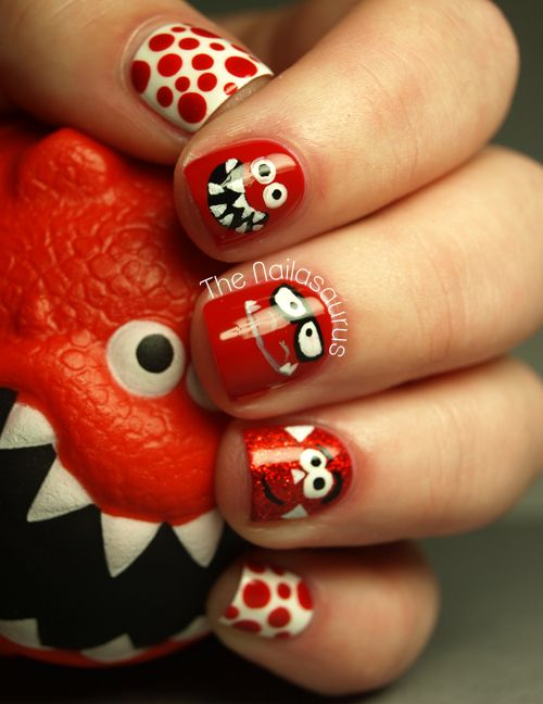 The Nailasaurus: Red Nose Day 2013 would do this for my boys!!!!!!