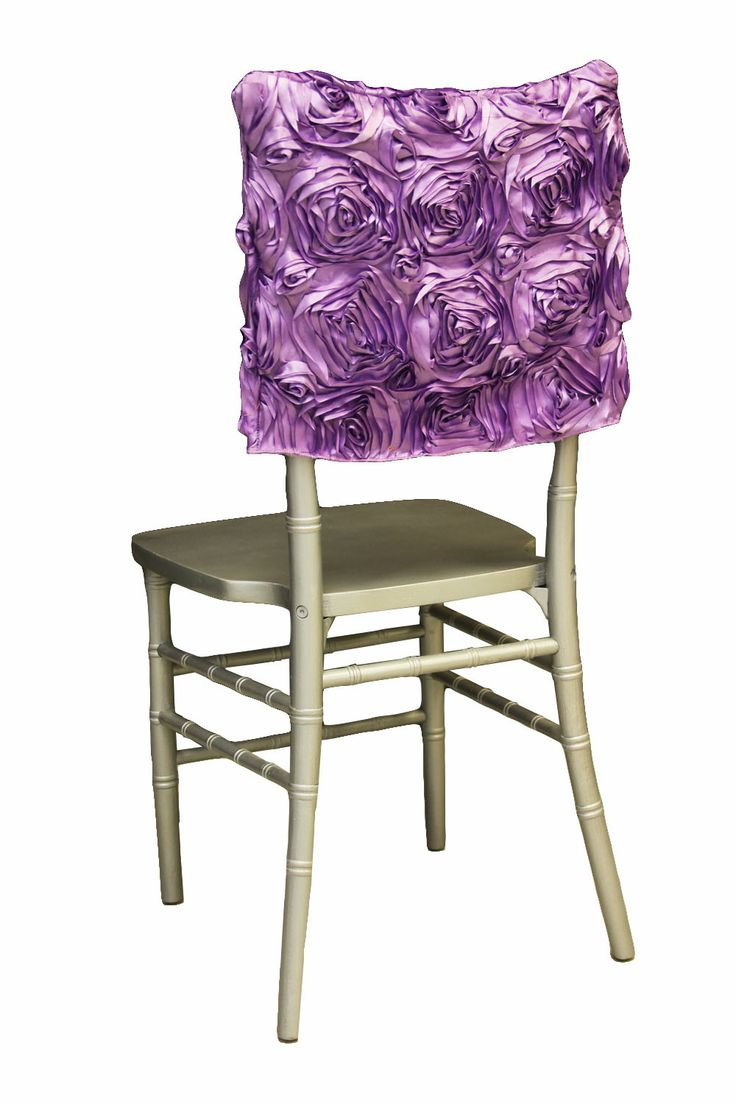 Chiavari chairs rental chicago chairs for - Take A Look At Items From Our Rosette Satin Line From Www Cvlinens Com Rent Chair Coverschair Covers For