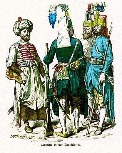 Ottoman Heavy Infantry Mod