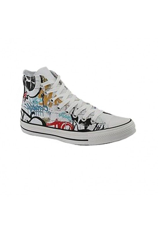 converse sneakers outlet zwfl  CONVERSE CT HIP HI WHITE/BLACK