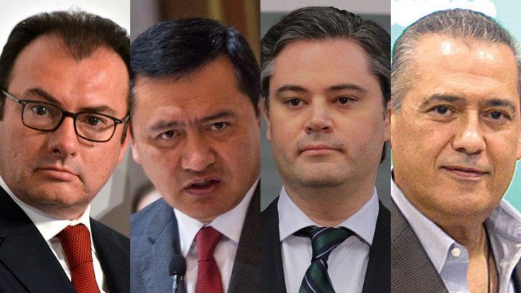 Hasta ahora, independientemente de quién resulte a la postre el próximo candidato presidencial del PRI, lo cierto es que el tricolor aparece como el partido político más sólido para los ...
