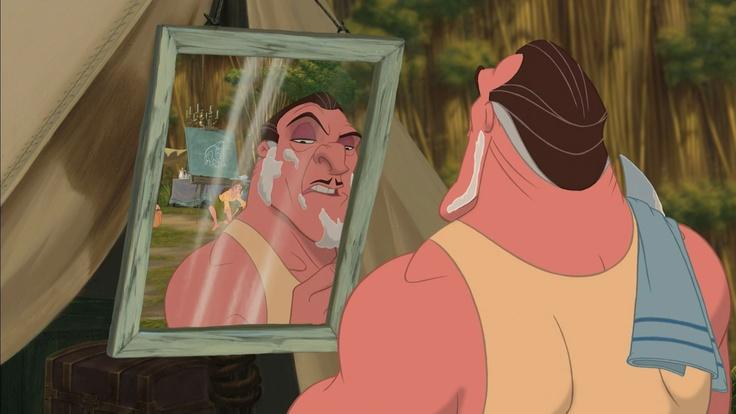 【人気の17】 「Clayton Tarzan」のアイデア探し - Pinterest   ディズニーターザンのイラスト