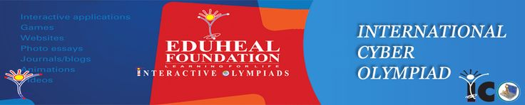 Eduhealfoundation.org offers online sample and mock test to assist students understanding and preparing for different national/international level cyber Olympiad exams such as IAIS - Computer Aids, National Cyber Olympiad (NCO), and International Informatics Olympiad.