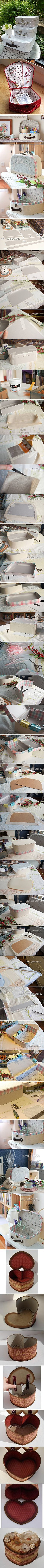 Коробочки шкатулки своими руками из картона .This is genius creation!:-)