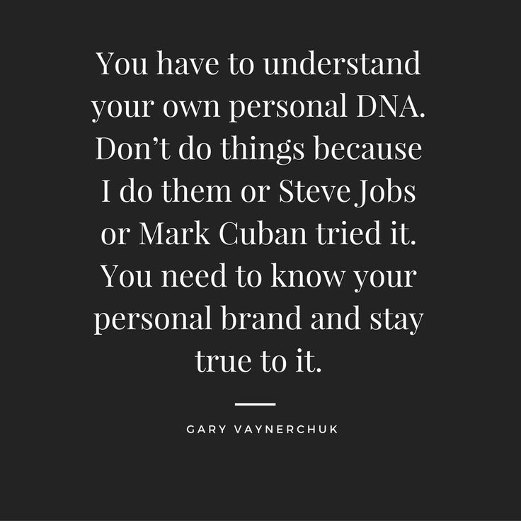 One of the best Gary Vee quotes